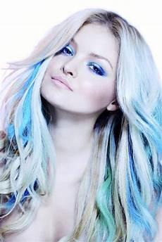 top 25 blue hair streaks ideas for sheideas