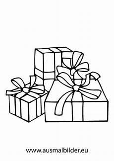 ausmalbilder geschenke weihnachtsgeschenke malvorlagen