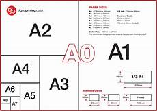 guide to common brochure paper sizes a4 a5 a3 dl 210 210mm