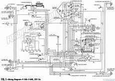 1961 ford truck wiring diagrams fordification info the 61 66 ford pickup resource