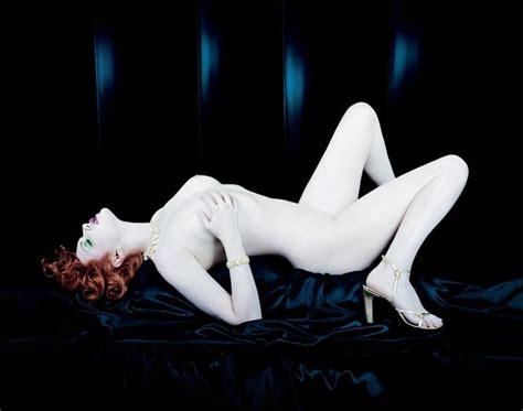 Marilyn Monroe Completely Nude