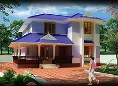 modern house plans in kerala 1960 sq ft modern kerala home plan 3d elevation home