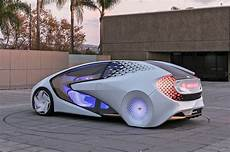 toyota concept i bows at ces with welcoming ai system