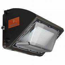 ul dlc 135w led outdoor wall light with photocell