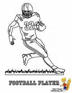 nfl sports coloring pages 17791 football player coloring pages getcoloringpages