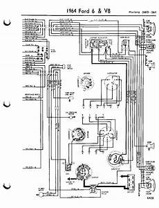 ford mustang 65 wiring diagram how i install horn rings and contacts in 65 ford mustang forum