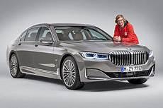 bmw 7er facelift bmw 7er facelift lci g11 g12 2019 test infos m760li