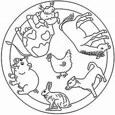 Ausmalbilder Zum Drucken Tier Mandalas Ausmalbilder Mandalas Zum Ausdrucken Malvorlagentv