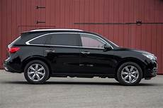 2014 acura mdx sh awd first test truck trend