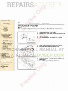 car repair manuals online pdf 2000 lexus sc instrument cluster lexus sc430 pdf manual download