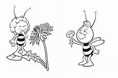 98 genial biene maja ausmalbild bild kinder bilder