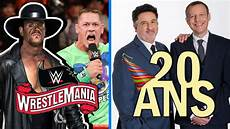 Replay Cena Et Undertaker 224 Wrestlemania 20 Ans