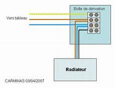 Question Branchement Suite Achat Radiateur Urgent J Ai