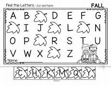 cut and paste letter worksheets for kindergarten 23464 alphabet order cut and paste worksheets using preschool themes