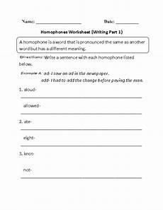 spelling worksheets homophones 22404 writing with homophones worksheet with images homophones homophones worksheets worksheets