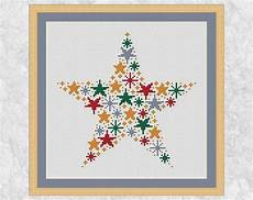 free cross stitch patterns stars christmas star cross stitch pattern modern christmas cross stitch stars holiday seasonal