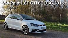 Vw Polo 1 8t Gti 6c Dsg 2016 192hp Carcut