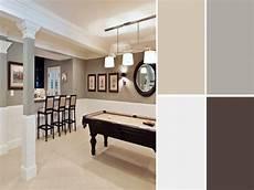 ideas for decorating large walls best basement colors