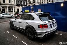 bentley bentayga mansory bentley mansory bentayga 29 june 2017 autogespot