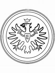 Fussball Ausmalbilder Eintracht Frankfurt Fu 223 18 Ausmalbilder