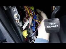 2013 tundra mirror wiring diagram toyota tundra auto folding side mirror installation