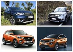 Most Fuel Efficient SUV Cars In India  Best Mileage SUVs