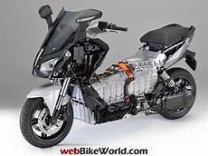 Bmw C Evolution Scooter Webbikeworld