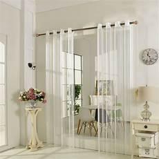 gardinen schöner wohnen fadenstore fadengardine vorhang mit 214 sen raumteiler 140 x