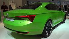 Skoda Superb Coupe New Design For Skoda Superb And