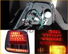 golf 4 led rückleuchten 99 04 volkswagen vw golf mk4 gti r32 led lights ls