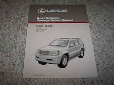 free car repair manuals 2003 lexus lx parking system 2003 lexus gx470 gx 470 body service repair manual 2004 2005 2006 2007 2008 2009 ebay