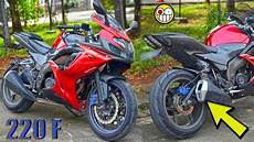 Pulsar 220 Modif by Heavily Modified Bajaj Pulsar 220 You Seen 5