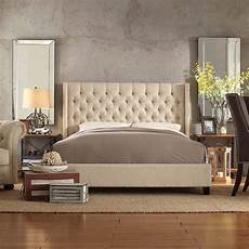 Bedroom Ideas Beige Headboard by Exciting 2017 Bedroom Trends Upholstered Beds Master