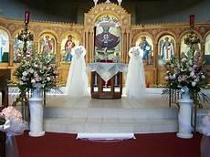 church altar flower arrangements church altar