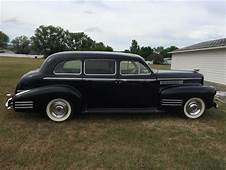 Classic Cadillac Limousine For Sale On ClassicCarscom