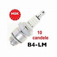 candele ngk 10 candele ngk b4 lm macchine agricole biondi