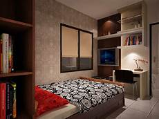 Desain Interior Apartemen 1 Kamar Tidur Interior Desain
