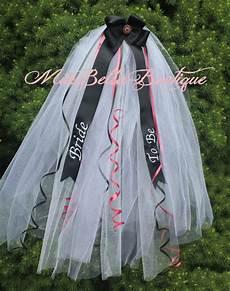 bachelorette bridal veil bridal shower veil girls night out party veil custom made
