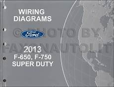 Ford Duty Truck Wiring Diagram by 2013 2014 Ford F 650 And F 750 Duty Truck Wiring