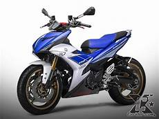 Modifikasi Yamaha Jupiter Mx by Konsep Modifikasi Yamaha Jupiter Mx King 150 Yamaha