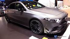 2020 mercedes amg a class a35 exterior interior