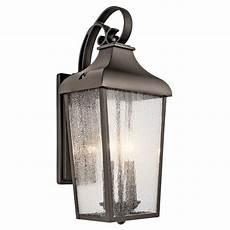 kichler outdoor wall lighting sconces goinglighting