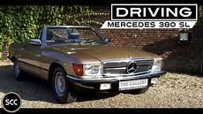 mercedes w 107 mercedes w107 380 sl 380sl 1982 test drive in top