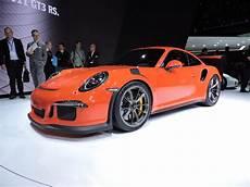geneva 2015 2016 porsche 911 gt3 rs revealed the
