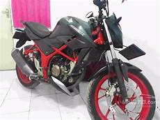 jual motor honda cbr 2016 150 0 2 di jawa barat manual sport bike merah rp 23 000 000 3520072