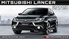 2019 Mitsubishi Lancer Review Rendered Price Specs Release