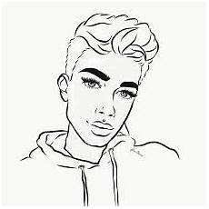 image result for james charles drawing my wall art stuff