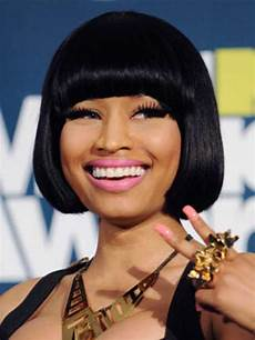 top 10 graphic of nicki minaj bob hairstyles floyd