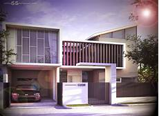 Gambar Rumah Minimalis Modern 2 Lantai Terbaru Karya