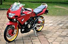 150 Rr Modif Simple by Kawasaki Ninja 150 Rr By Ocimblackbluered D4swq1n
